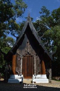 Baandam Black House Museum Chiang Rai