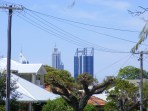 Perth's skyscrapers (not all of them...)