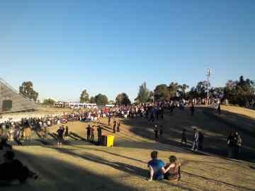 Weezer, Sidney Myer Music Bowl, Melbourne