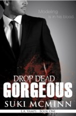 Drop Dead Gorgeous ACTUAL cover 2016 25 percent in size