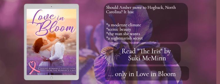 love in bloom facebook cover the iris