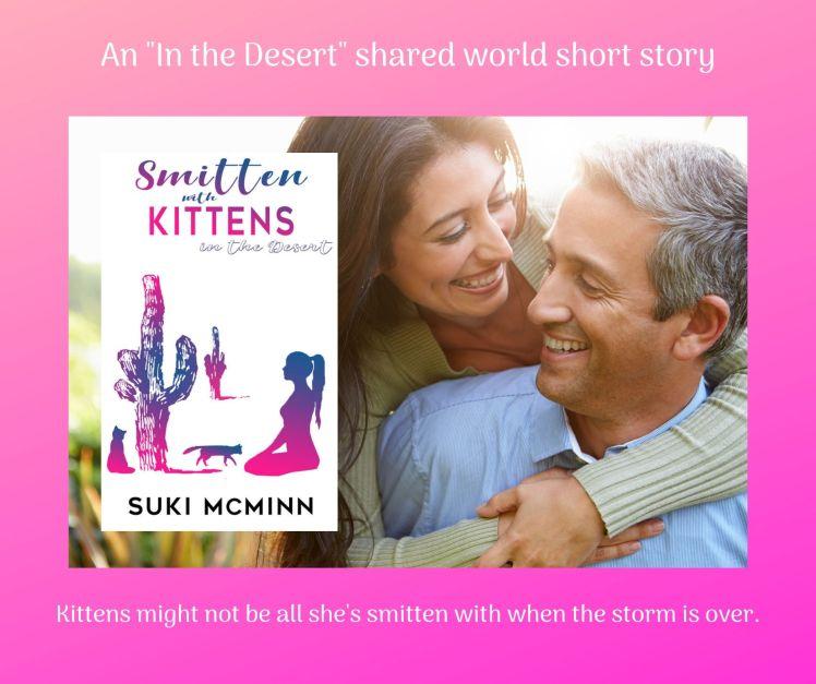 smitten pink graphic