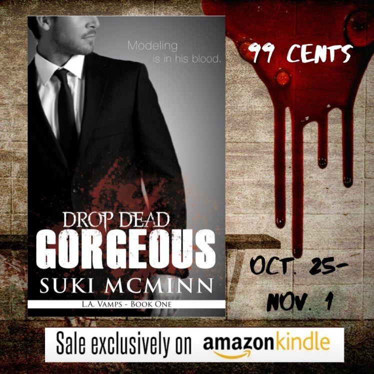 drop dead gorgeous blood drip insta 99 cents