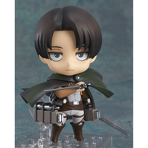 Attack on Titan Small Action Figure Levi