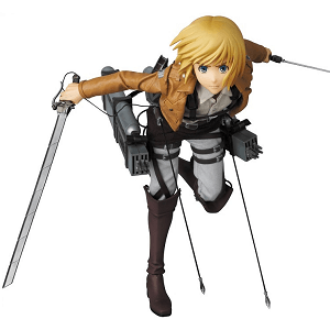 Attack on Titan Action Figure Armin