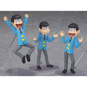 Mr. Osomatsu Action Figure