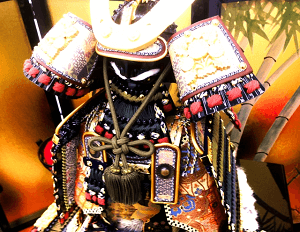 Traditional Japanese armor