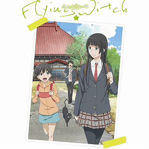 Flying Witch DVD 2