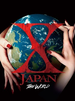X Japan The World