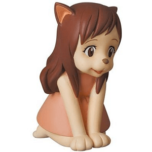 Wolf Children Acition Figure Yuki