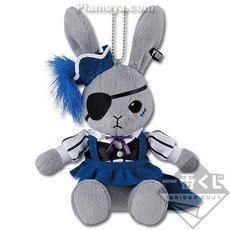 black butler lCirl Rabbit plush