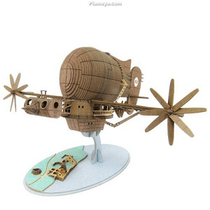 Castle in the Sky Figure Tiger Moth