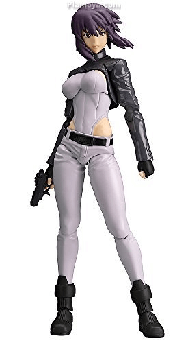 Ghost in the Shell SAC Kusanagi Motoko figma Figure