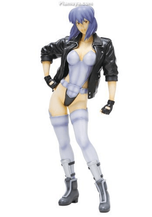 Ghost in the Shell SAC Motoko Kusanagi Anime Figure