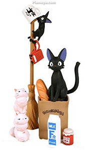 Kiki's Delivery Service Kiki Action Figure
