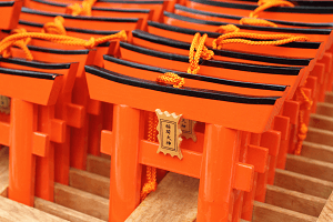 Fushimi Inari Shrine Ema