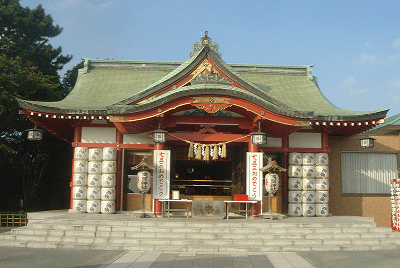 Inagesengen shrine