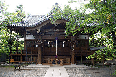 Kaiko shrine