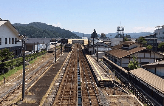 Hida Furukawa Station(Your Name)