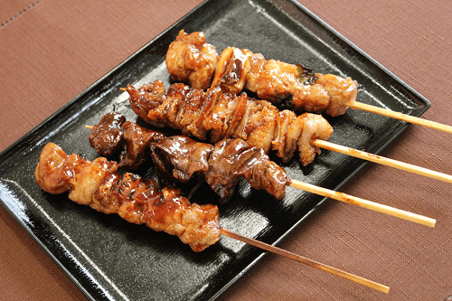 Yakitori(Japanese grilled chicken)