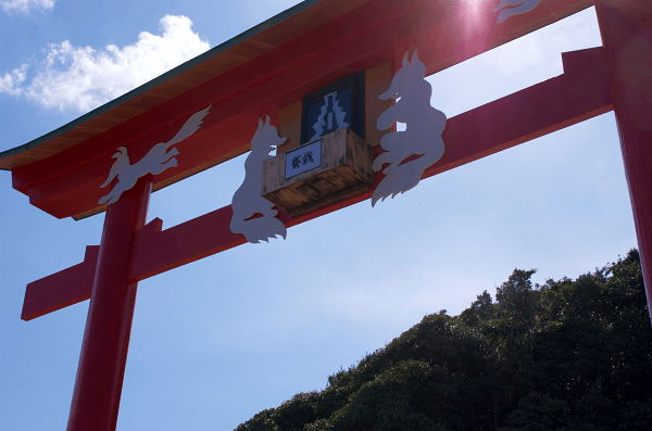 Motonosumi Inari Shrine