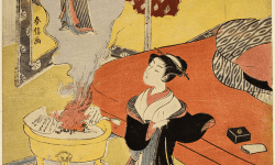 Harunobu Suzuki - Burning the love letter
