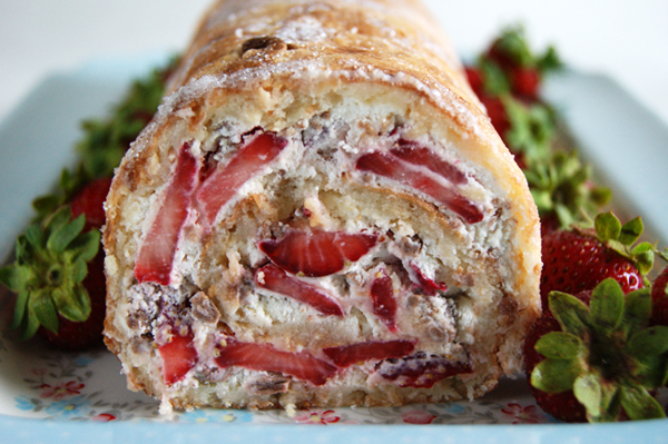 roulade med marengs