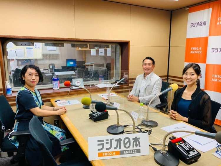 ラジオ日本「埼玉彩響のおもてなし」