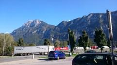 Quick visit to Austria
