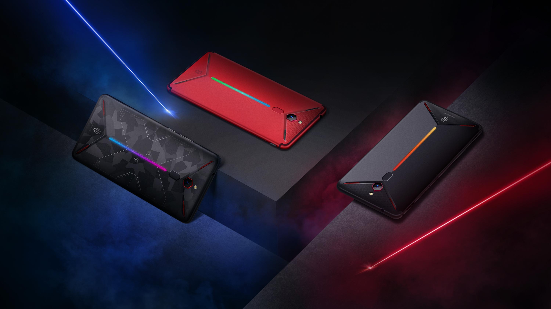 nubia 紅魔Mars電競手機