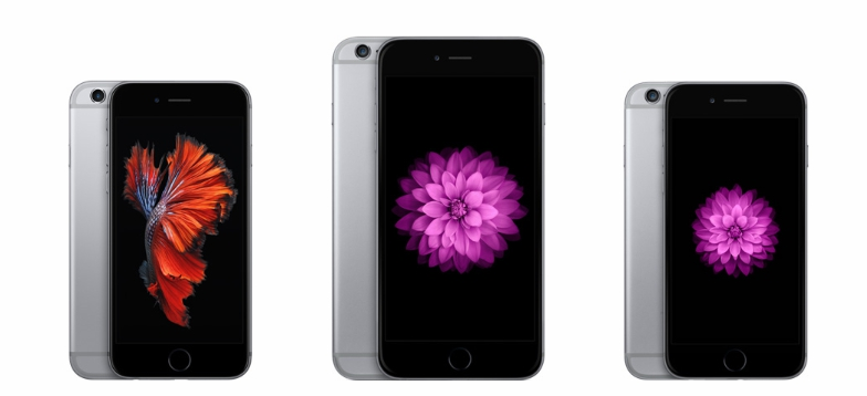 iPhone 6S iPhone 6 Plus iPhone 6