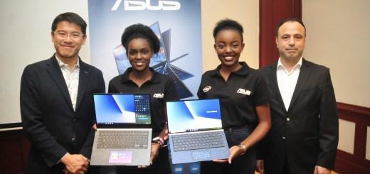 ASUS 開拓非洲市場 在肯亞奈洛比舉辦ZenBook、VivoBook及TUF Gaming系列筆電產品發表會