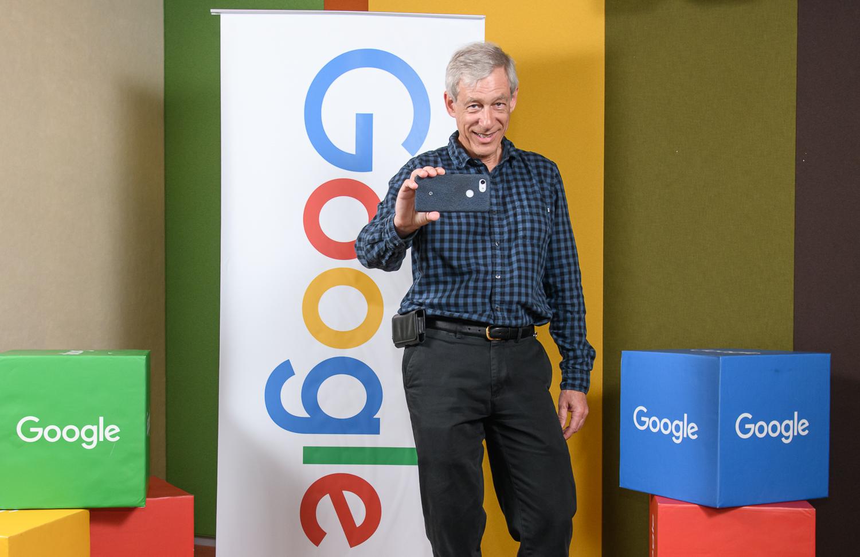 :Google 傑出工程師 Marc Levoy