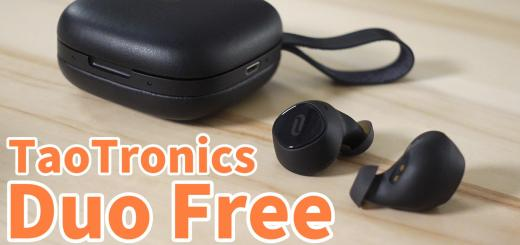 TaoTronics Duo Free