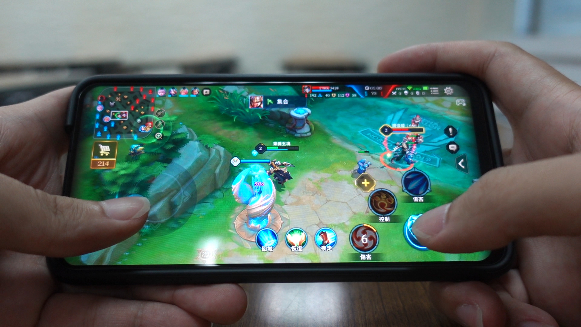 Zenfone 6 遊戲測試