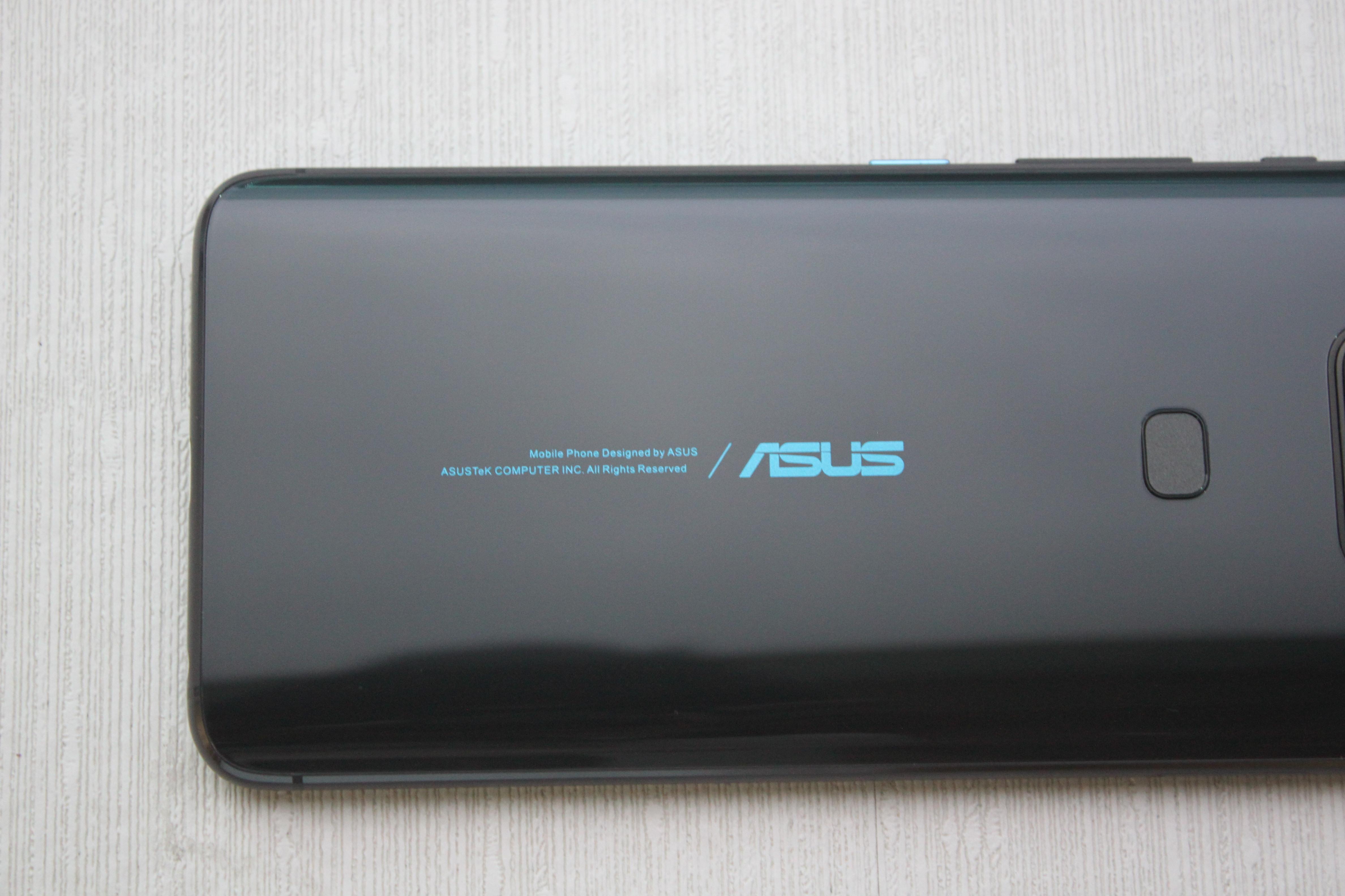 Zenfone 6 LOGO設計