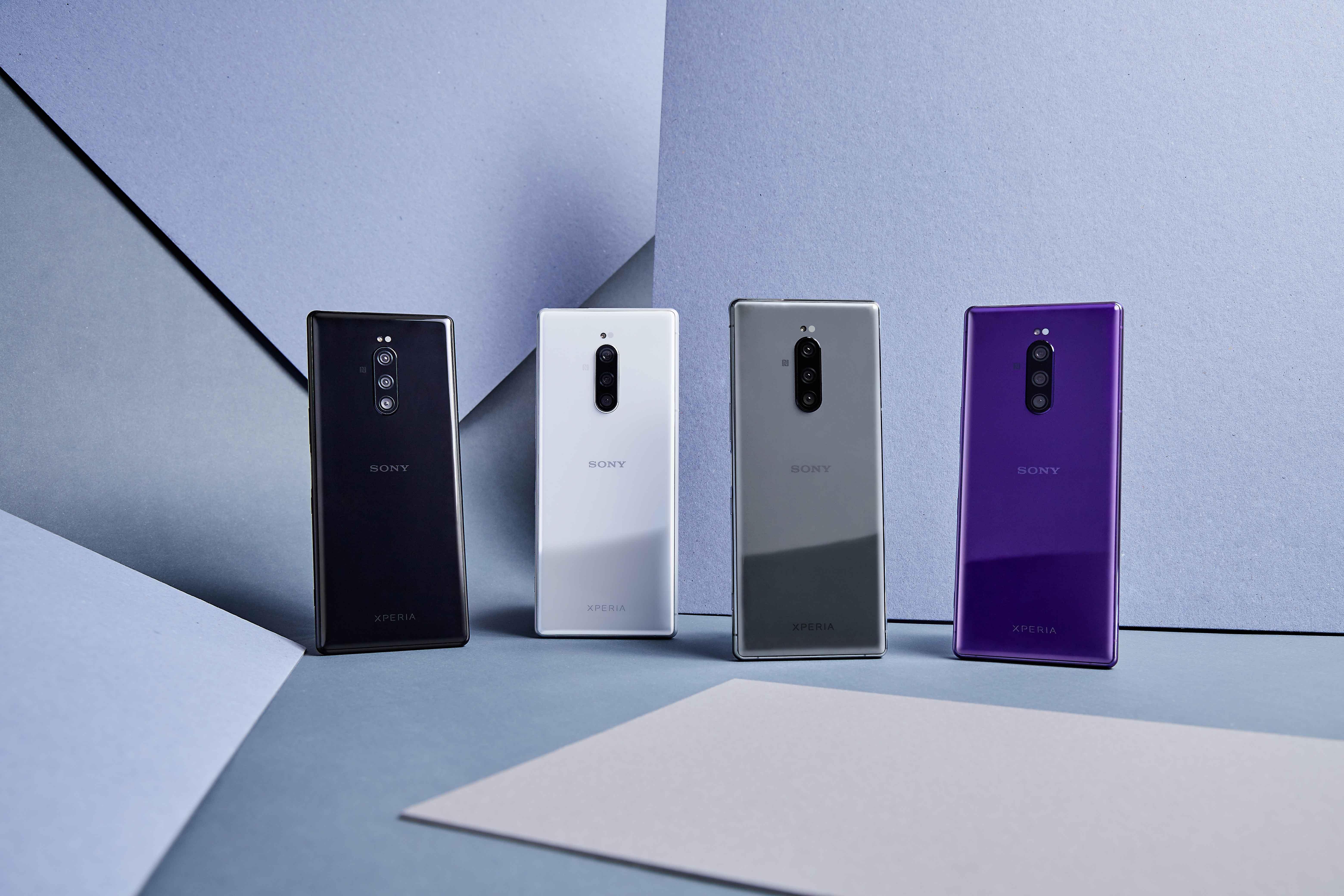 Sony Mobile自0716起祭出多項優惠活動,還有分期零利率、兩年保固,讓消費者輕鬆購入Xperia 1