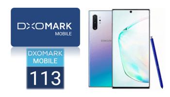 Samsung Galaxy Note 10+ 5G DxOMark 新任冠軍 雙榜首