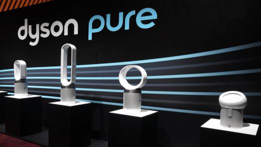 Dyson Pure Cryptomic™ 空氣清淨機|消除甲醛 突破性科技!