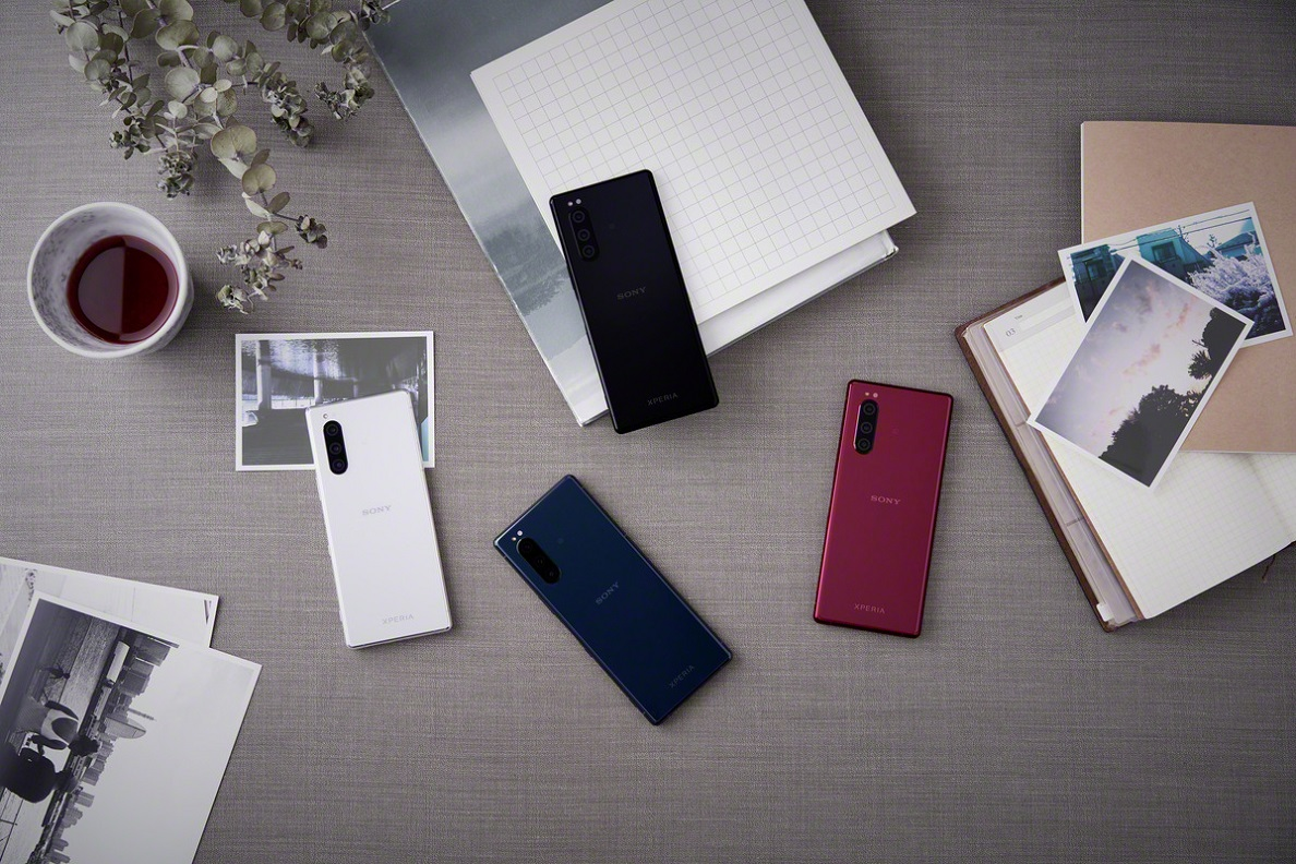 Sony Mobile今0905於2019年IFA發表全新旗艦手機Xperia 5,輕薄美型,創意娛樂體驗,輕鬆一手掌握(3)