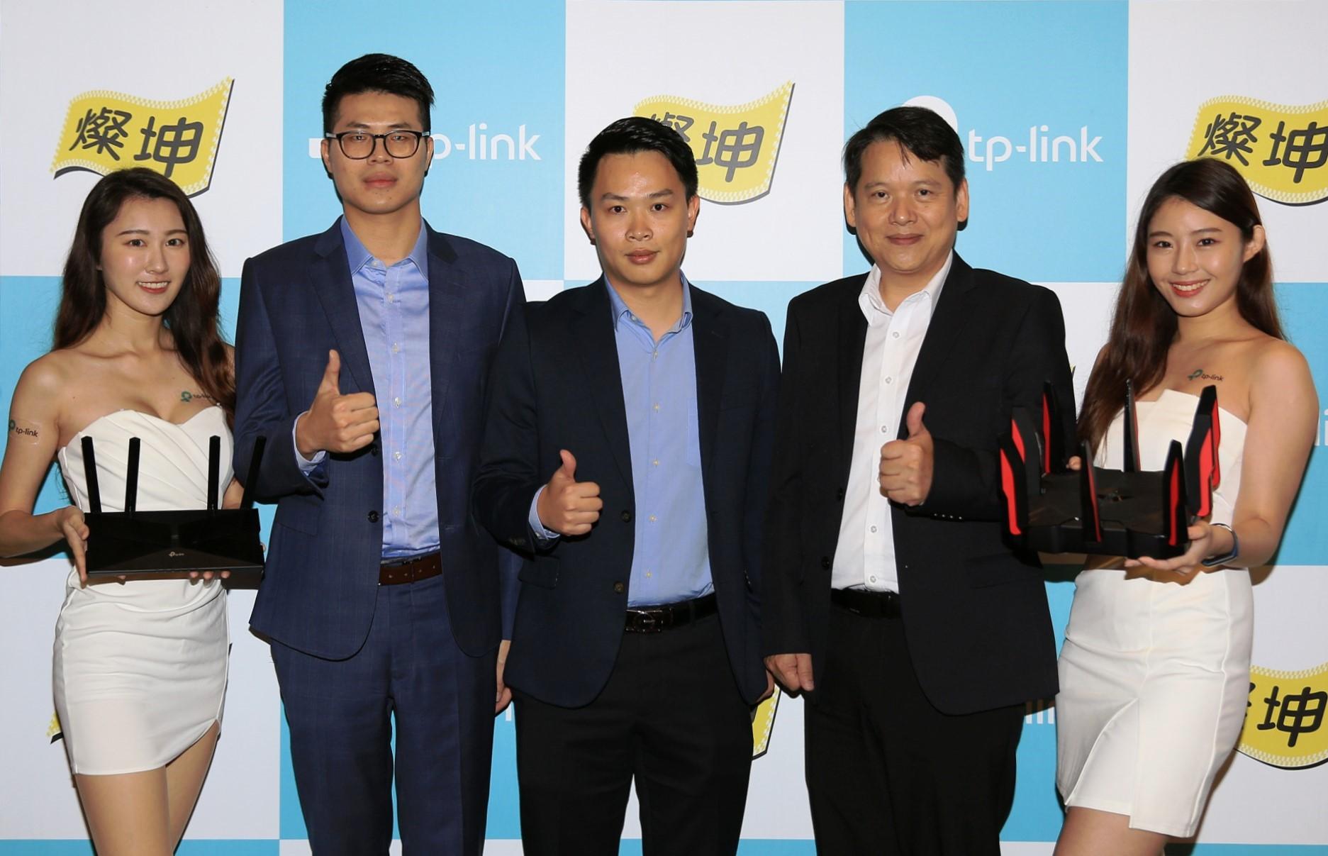 TP-Link®今日攜手線上及實體通路燦坤3C,分別以技術實力與優質售後服務,宣布帶領台灣消費市場網通產品進入Wi-Fi 6新紀元