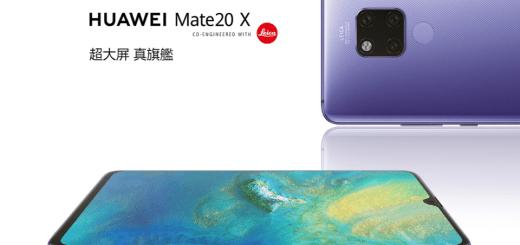 HUAWEI Mate20 X 5G