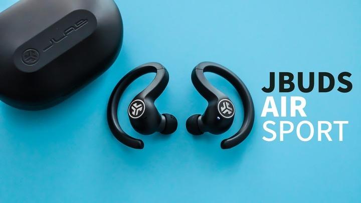 JLab JBuds Air Sport 真無線運動耳機