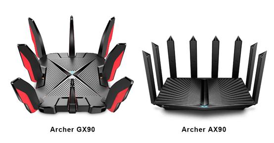Wi-Fi 6產品線 產品照片