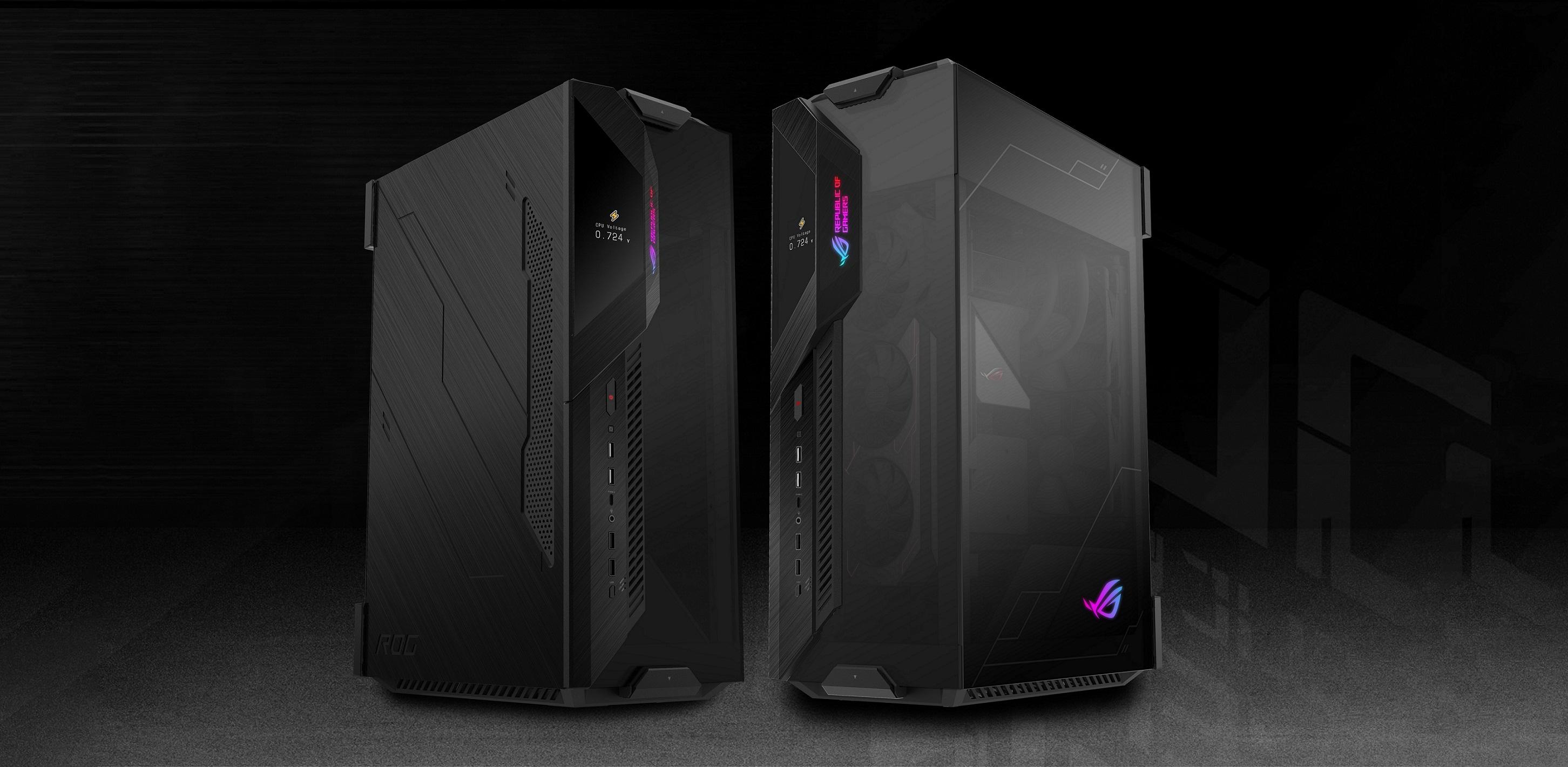 ROG現場將展示將於現場展出多項話題產品,讓玩家們搶先用最新重裝精銳體驗遊戲。