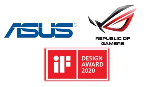 ASUS 華碩獲頒13項 2020 德國 iF 設計大獎