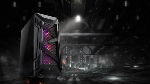 ASUS TUF Gaming GT301 中塔緊湊型電競機殼 搶先全球在台上市