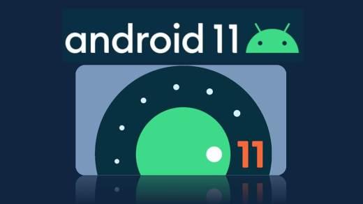 Android 11 開發人員預覽版