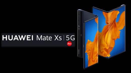 HUAWEI Mate Xs 5G折疊手機 創新體驗再升級