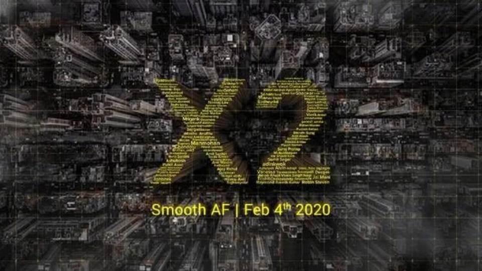 小米 POCOPHONE X2 明日2月4日發佈